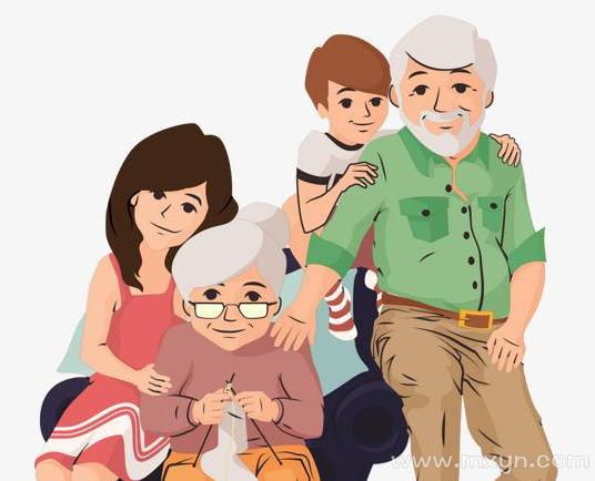 梦见祖父母