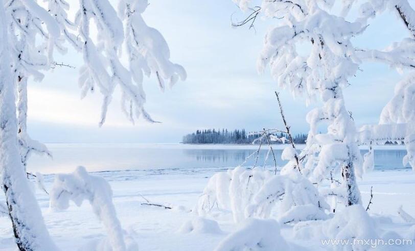 梦见大雪满地很厚