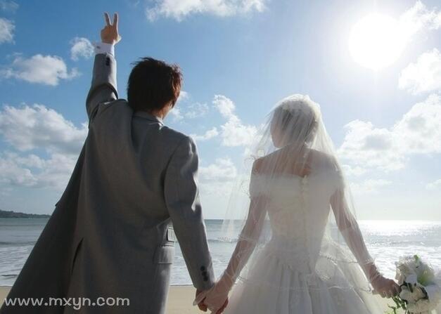 梦见自己和别人结婚