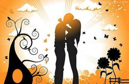 梦见和陌生男人接吻