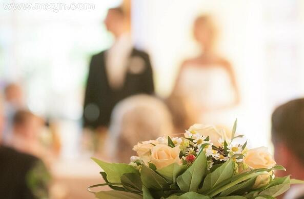 做梦梦见自己结婚