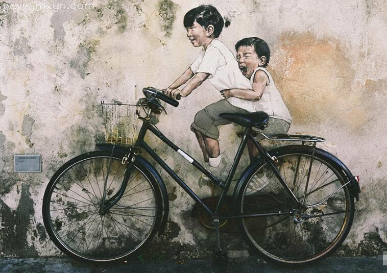 梦见别人骑自行车带我