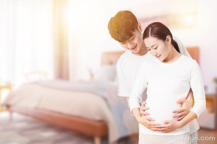 梦见自己怀孕生孩子