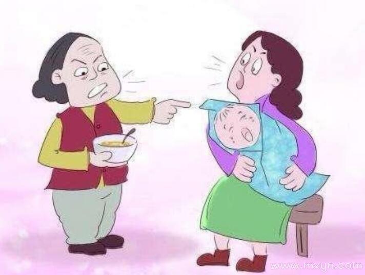 梦见和婆婆吵架