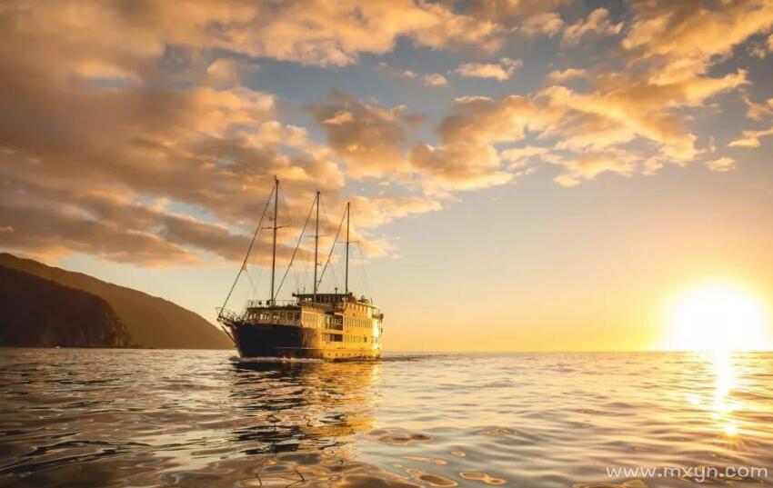 梦见在船上