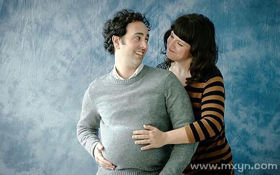 梦见男人怀孕