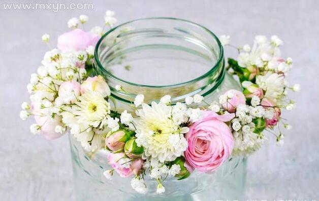 孕妇梦见花