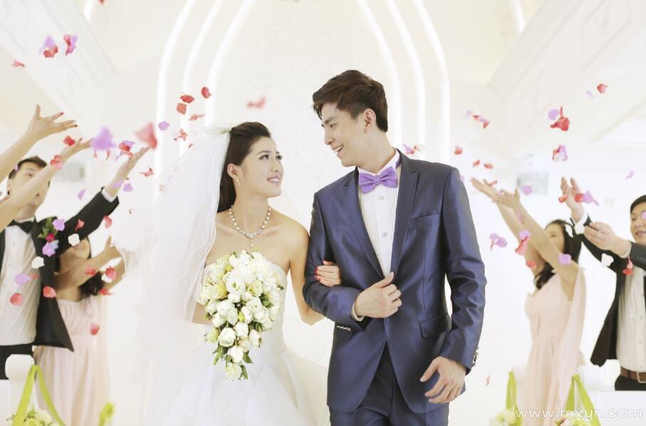 梦见和男朋友结婚