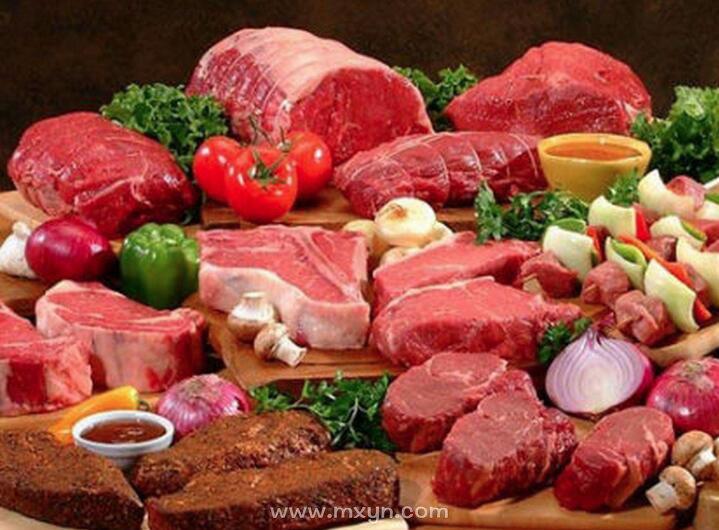 梦见和别人一起吃肉