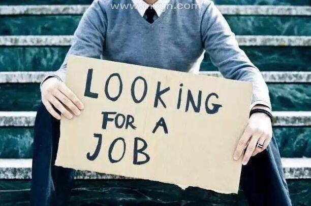 梦见找工作