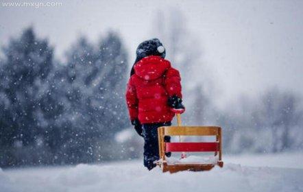 做梦梦见下雪了