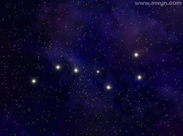 梦见北斗七星
