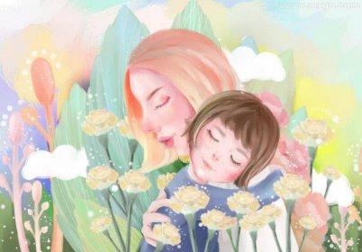 梦见母亲生孩子