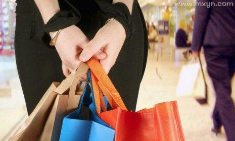 女人梦见买东西